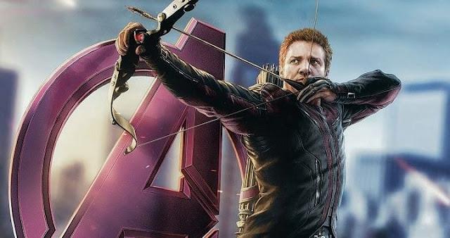 Renner quiere una cinta de Hawkeye con Black Widow