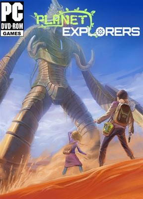 Planet Explorers-Codex