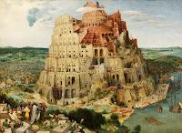 « LA TOUR DE BABEL » <br>PIETER BRUEGHEL L&#39;ANCIEN 1563
