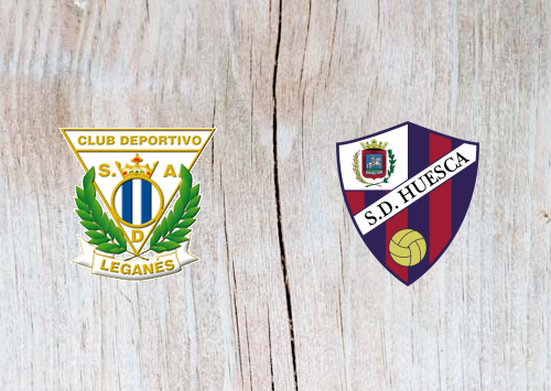 Leganes vs SD Huesca - Highlights 12 January 2019
