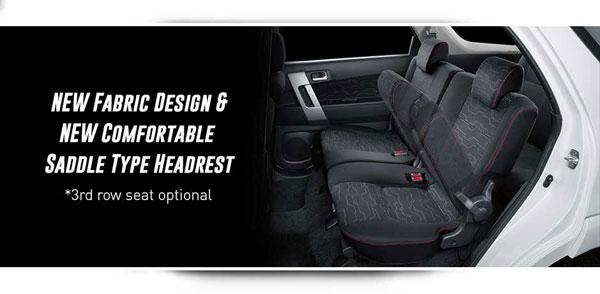 Interior New Toyota Rush