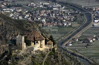 Schloss Juval bei Tschars