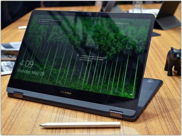 Đánh Giá Asus Zenbook Flip S | Review Asus Zenbook Flip S