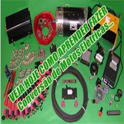 Aprenda ainda hoje como ser um proficional de motors ELÊTRORS