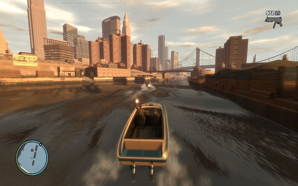 Grand Theft Auto IV PC Full RIP | IBRASoftware