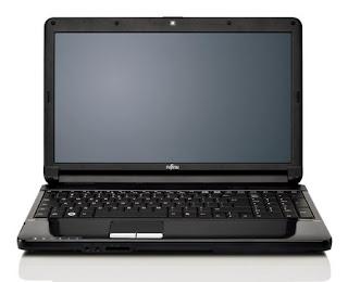 Fujitsu AH530 laptop