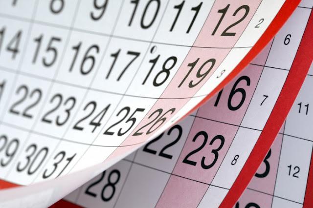 Ποιες αργίες απομένουν μέχρι το τέλος του χρόνου