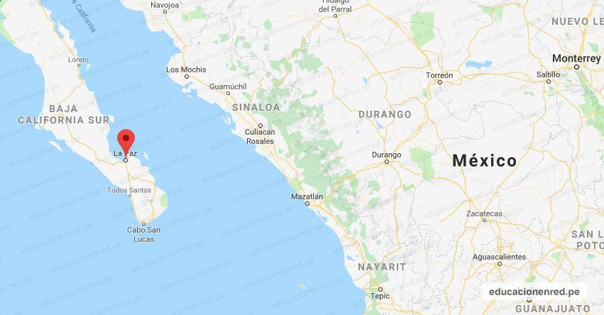 Temblor en México de Magnitud 4.1 (Hoy Domingo 14 Julio 2019) Sismo Epicentro - La Paz - Baja California Sur - SSN - www.ssn.unam.mx