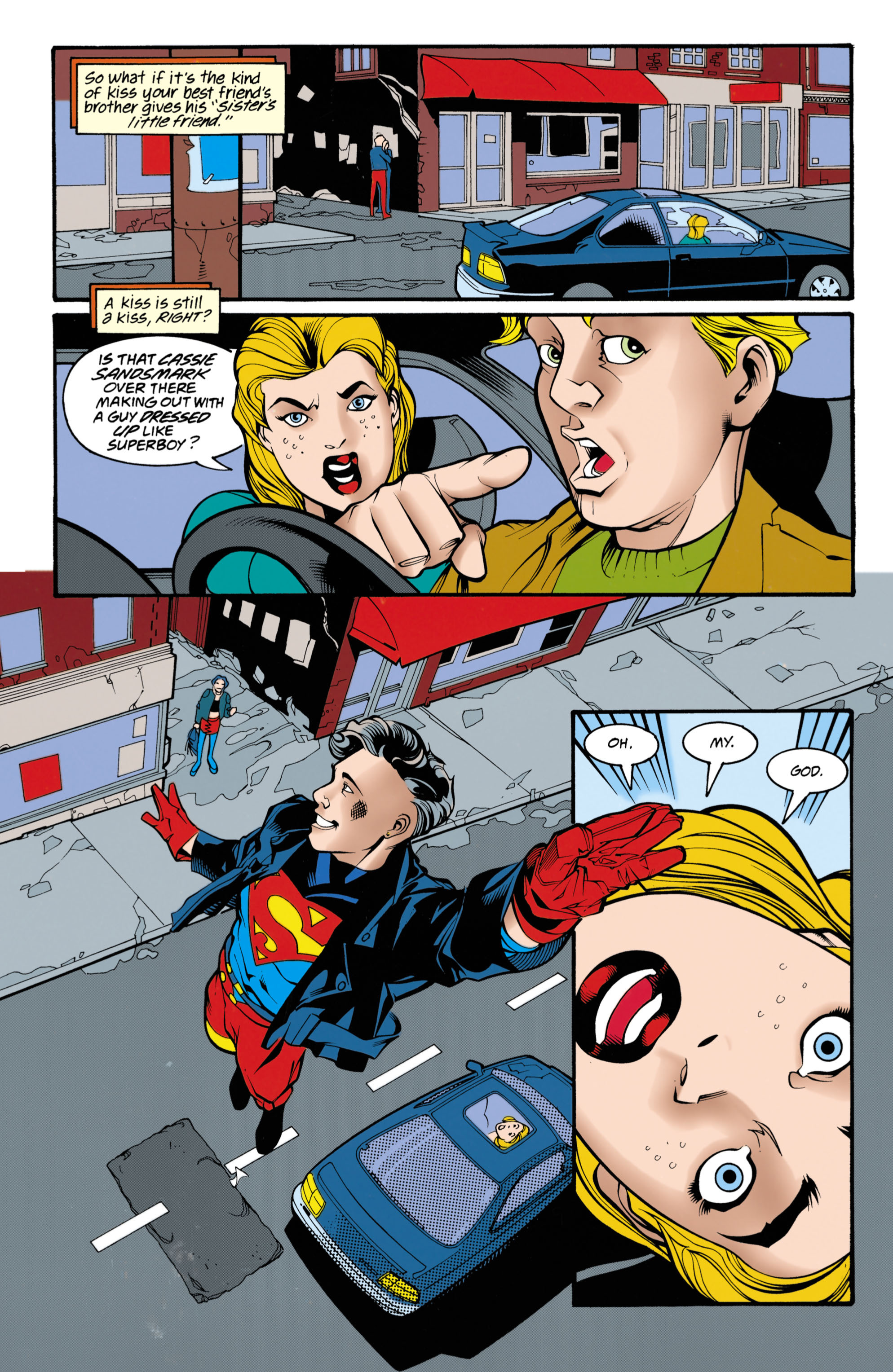 Read online Wonder Woman (1987) comic -  Issue #153 - 21