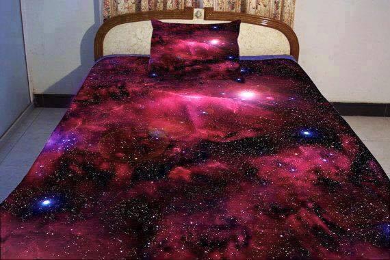 Sleeping room, Sleep amid the stars