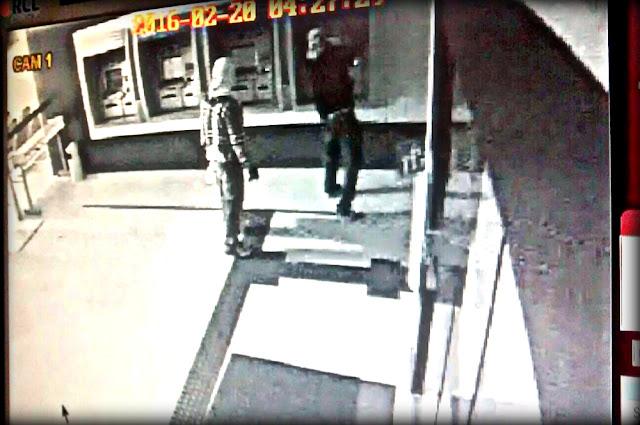 Ladrões explodem agência da Caixa Econômica em Carira