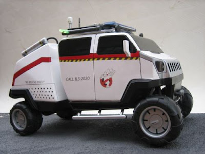 mobil polisi yang terunik di dunia