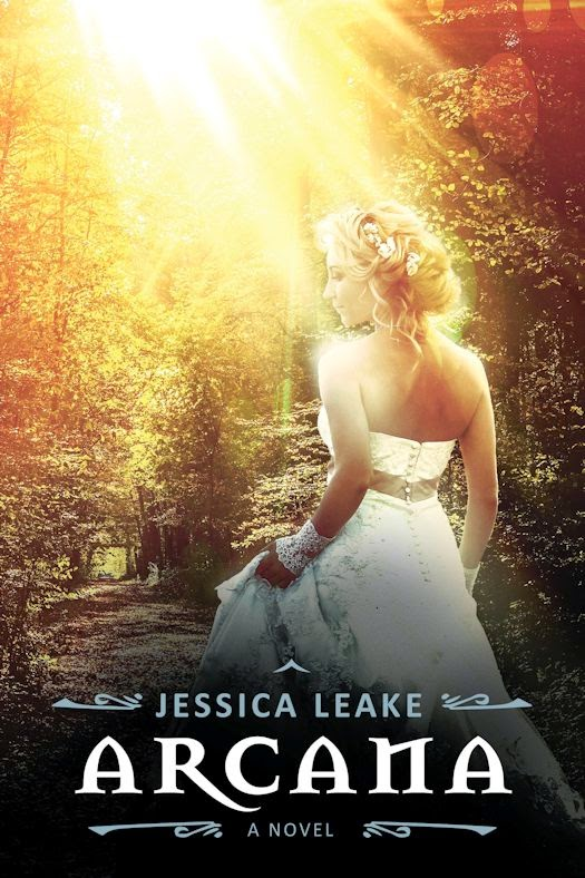 Interview with Jessica Leake, author of Arcana - November 18, 2014