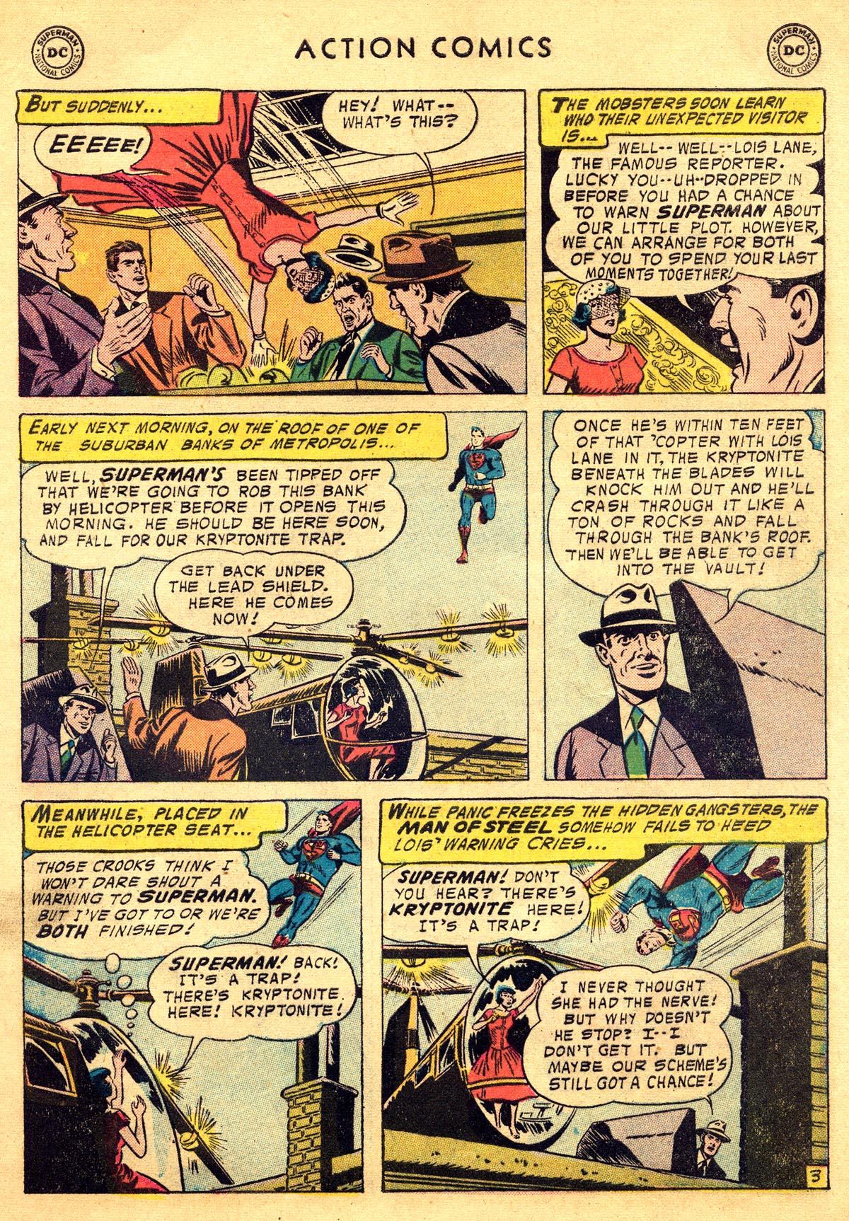Read online Action Comics (1938) comic -  Issue #225 - 5