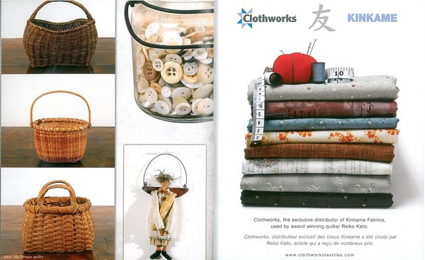 Bags, cosmetic patchwork. My Dream Quilts