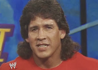WWF / WWE - Wrestlemania 6: Tito Santana didn't think he could beat The Barbarian, but he did promise to SURVIVE