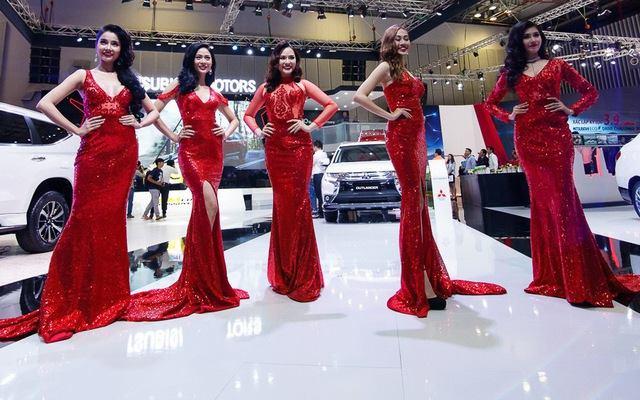 Vietnam Motor Show 2018