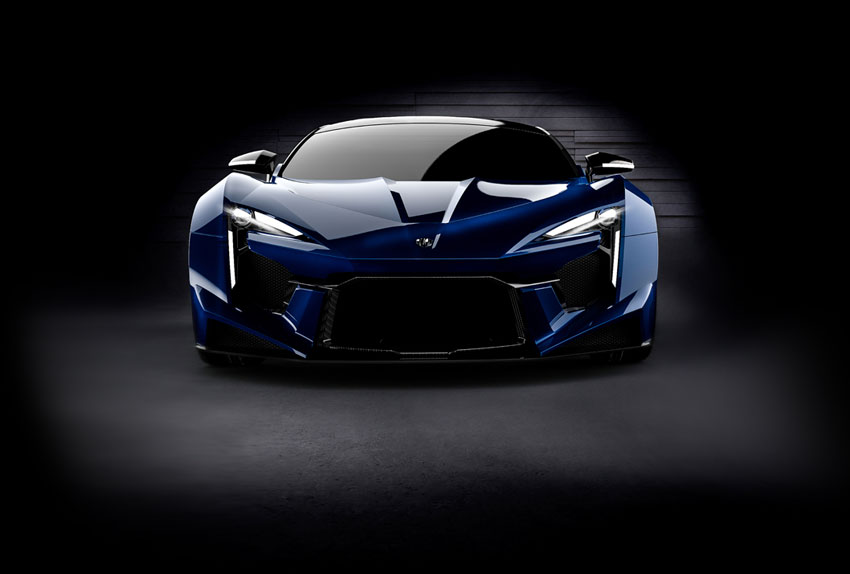 Cars review concept specs price for W motors lykan hypersport price