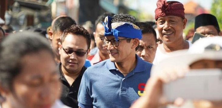 Caleg PSI Sebut Sandi Arabisasi Bali, Pengamat Ekonomi: Partai Contentless