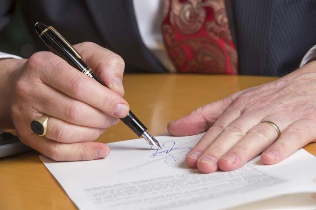 Contoh Akta Notaris Terkait Pemberian Jaminan Cessie