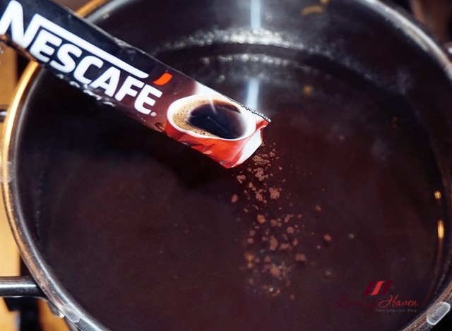 nescafe coffee jelly recipe