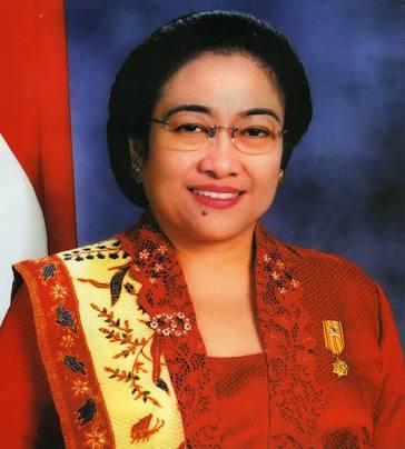 Biografi singkat Presiden Kelima RI Megawati Soekarno Putri
