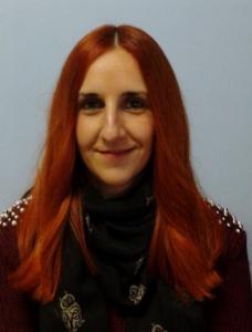 Trabajadora social ASORTA Natalia González Mesón
