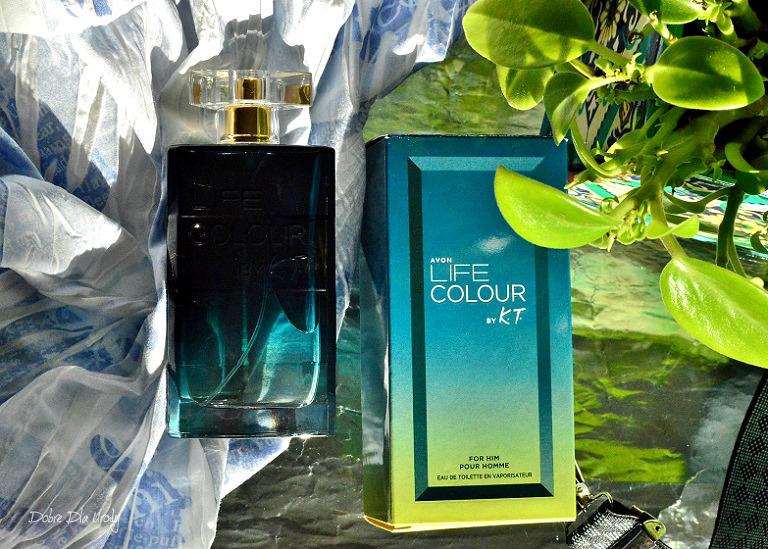 Woda perfumowana Avon Life Colour dla Niego by Kenzo