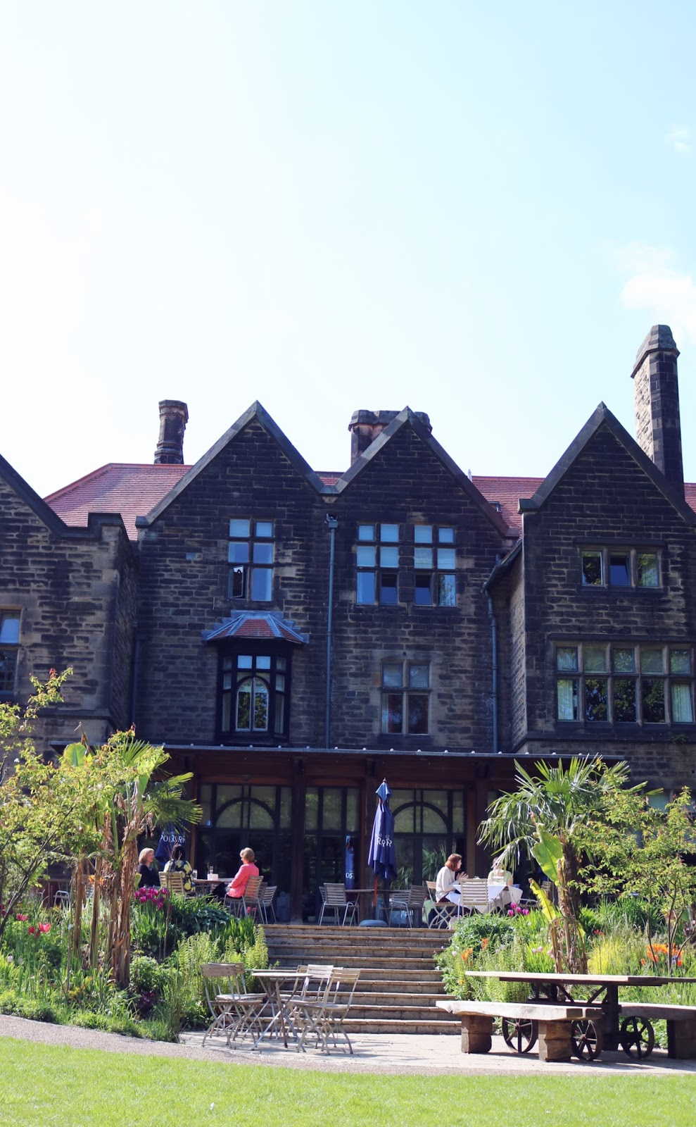 Jesmond Dene House, Newcastle.
