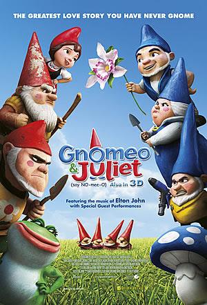 Xem Phim Gnomeo Và Juliet 2011