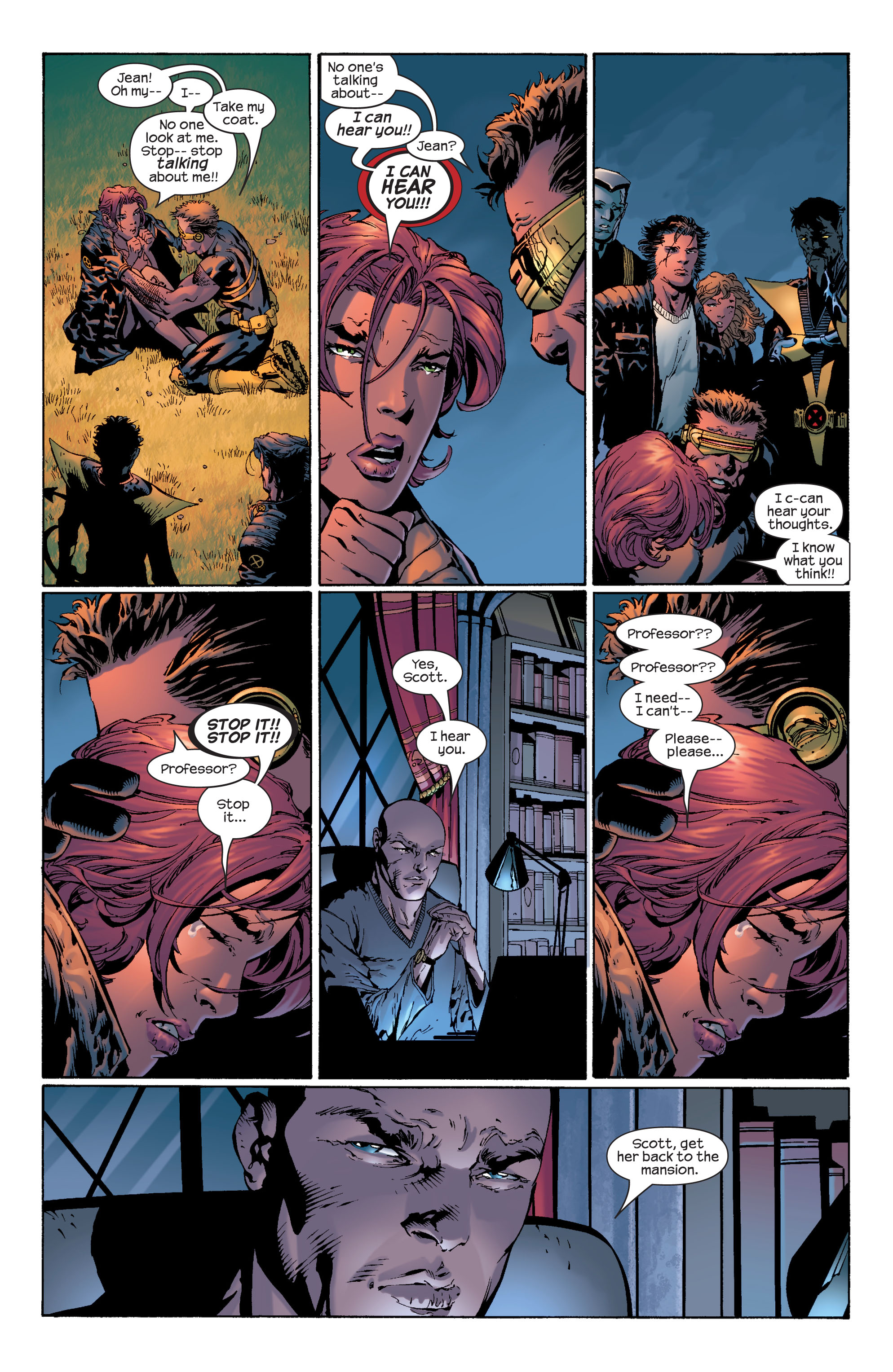Read online Ultimate X-Men comic -  Issue #39 - 5