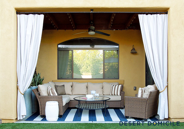 ... Of The Home Depot Patio Style Challenge Involves Making Over Your Patio  Area With A Patio Set From The Home Depot And A Few DIY Projects From Your  Brain ...