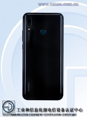 Spesifikasi Huawei Y9 (2019) Muncul di TENAA