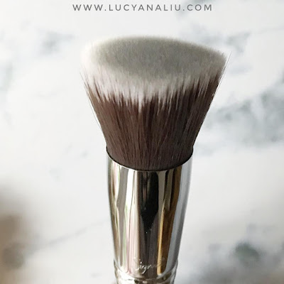Sigma F80 Flat Kabuki Brush review