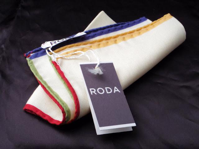 RODAのパイピング チーフ