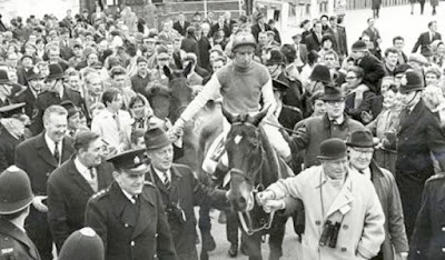 1969 Highland Wedding Wins Grand National for Toby Balding