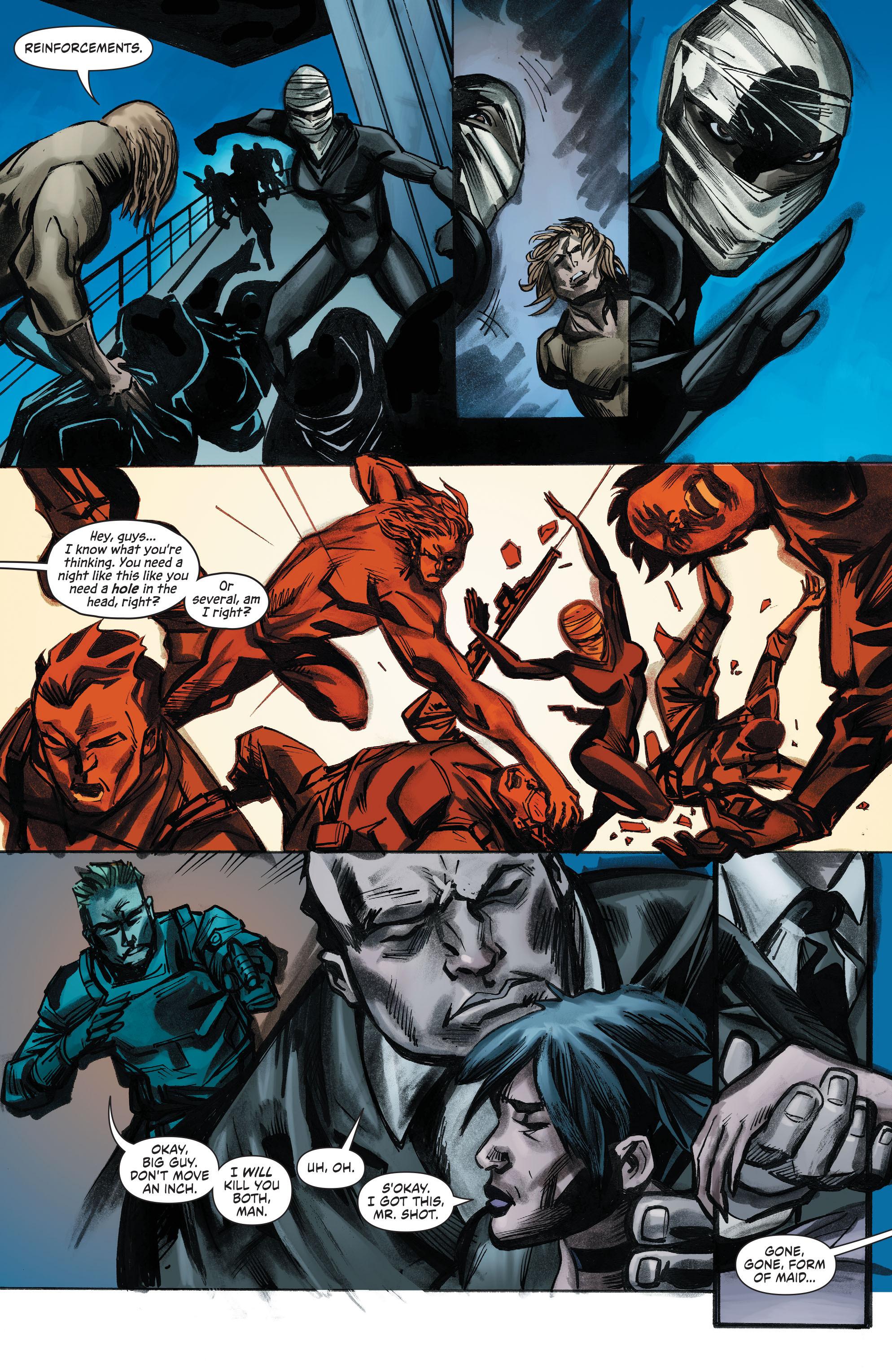 Read online Secret Six (2015) comic -  Issue #2 - 19