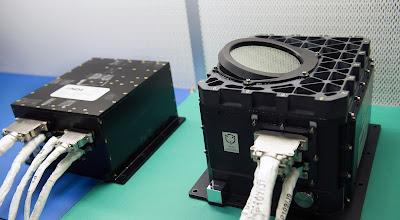 OSIRIS-REx laser altimeter