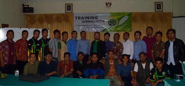 DPP PUI Gelar Pelatihan Jurnalistik di Bandung