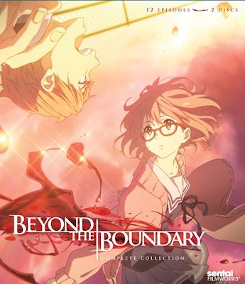 Mirai Kuriyama and Akihito Kanbara, anime, kyoukai no kanata, beyond the boundary