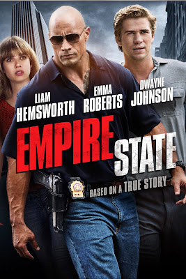 Poster Of Empire State (2013) In Hindi English Dual Audio 300MB Compressed Small Size Pc Movie Free Download Only At worldfree4u.com