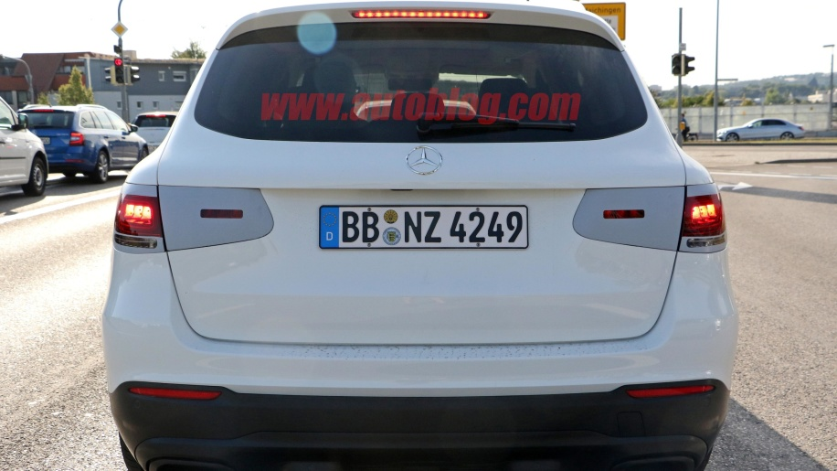 Giá Xe Mercedes GLC Phiên Bản Mới 2019 - Model 2020 Ra mắt bao nhiêu