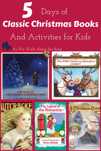 christmas books and activities for kids - Classic Christmas Books