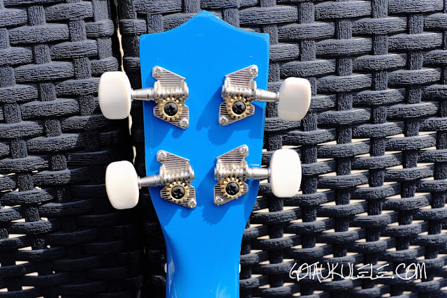 Gear4Music Soprano Ukulele tuners
