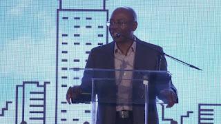 Bonang Mohale, CEO of Business Leadership SA.