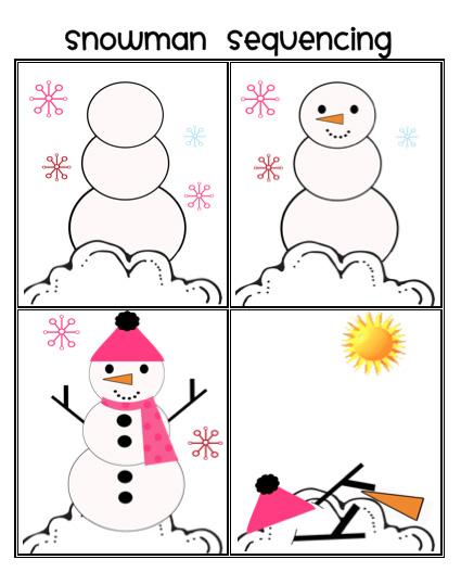 Kindergarten Winter Activities