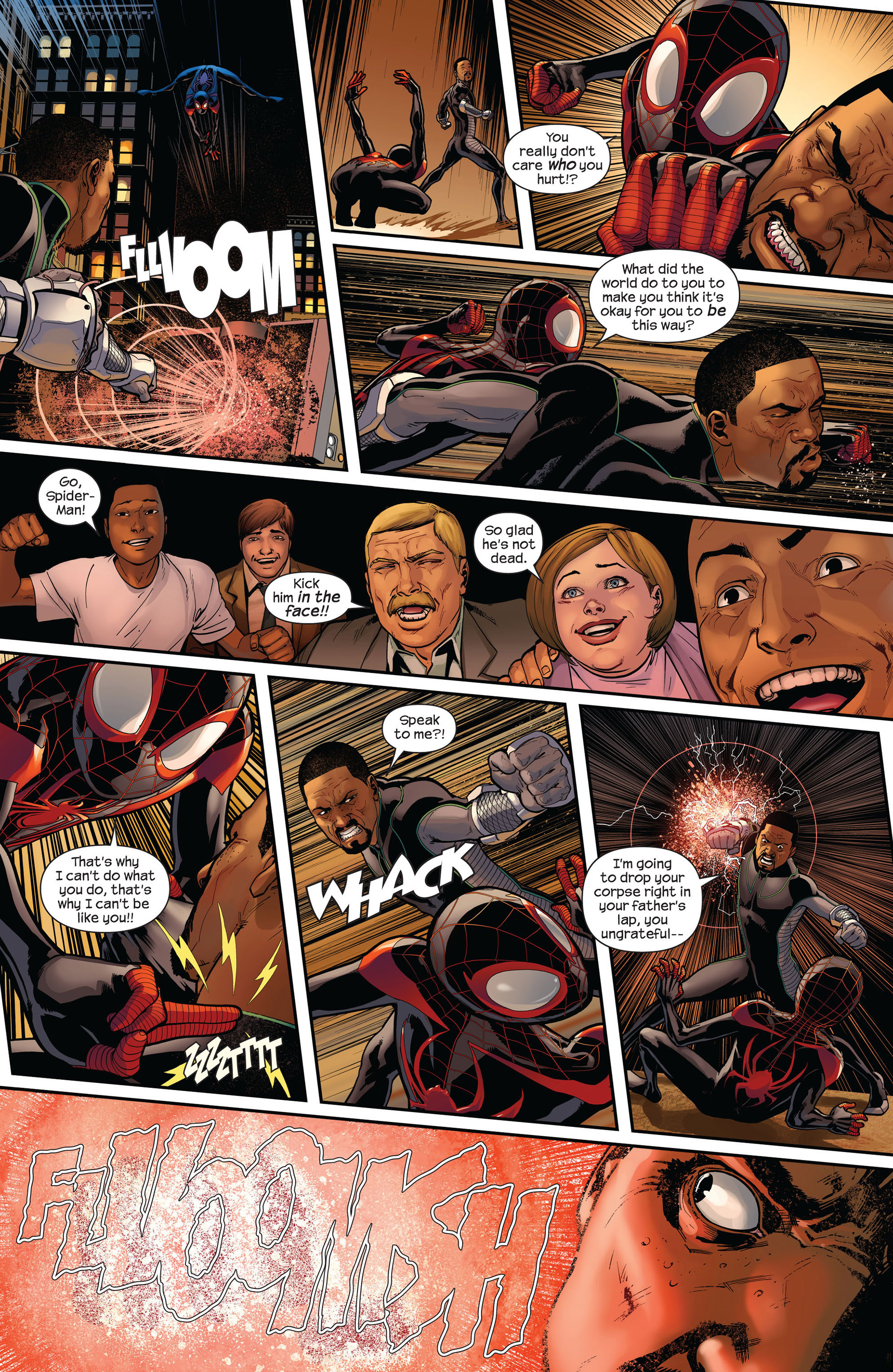 Read online Ultimate Comics Spider-Man (2011) comic -  Issue #12 - 17