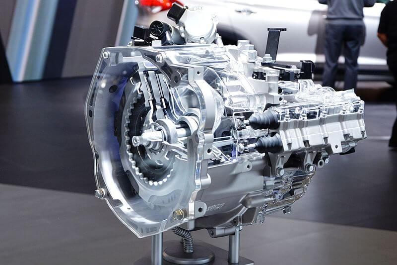 Dual Clutch transmission Manual mode