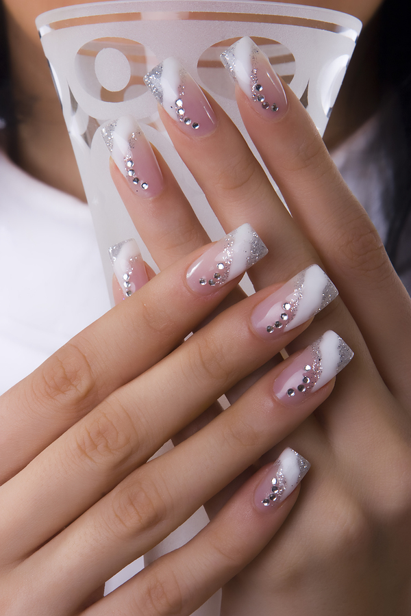 Latest French Manicure Designs: Latest Nail Art Designs