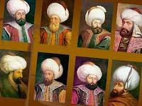 Osmanlı Devleti Yükselme Dönemi Padişahları Fotoğrafları